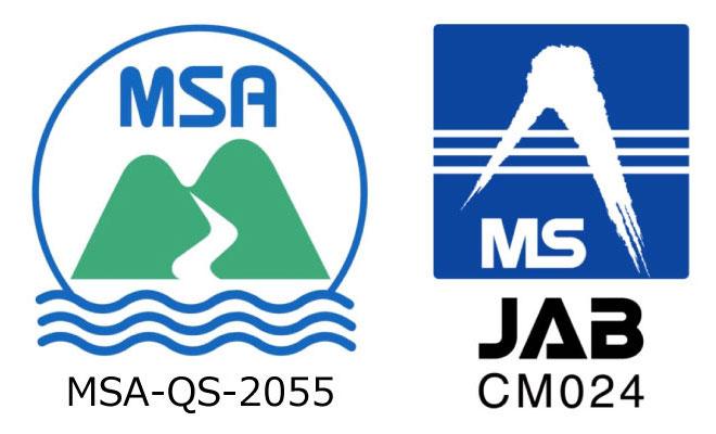 建設業許可 産業廃棄物処理 ISO9001認証取得